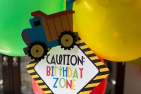 CAUTION: Birthday Zone!