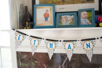 Construction Birthday Banner