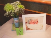 Noah Christening table2