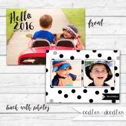 Xmas Card Hello 2016 v2