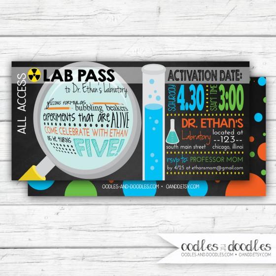 lab invite p1