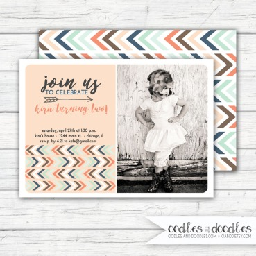 Tribal bday invite p1