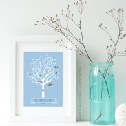 misty blue tree print p1